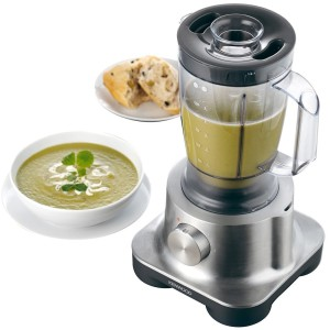 DeLonghi DFP250 9-Cup Food Processor with Integrated Blender