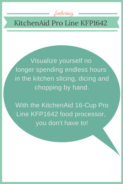 kitchenaid pro line food processor manual